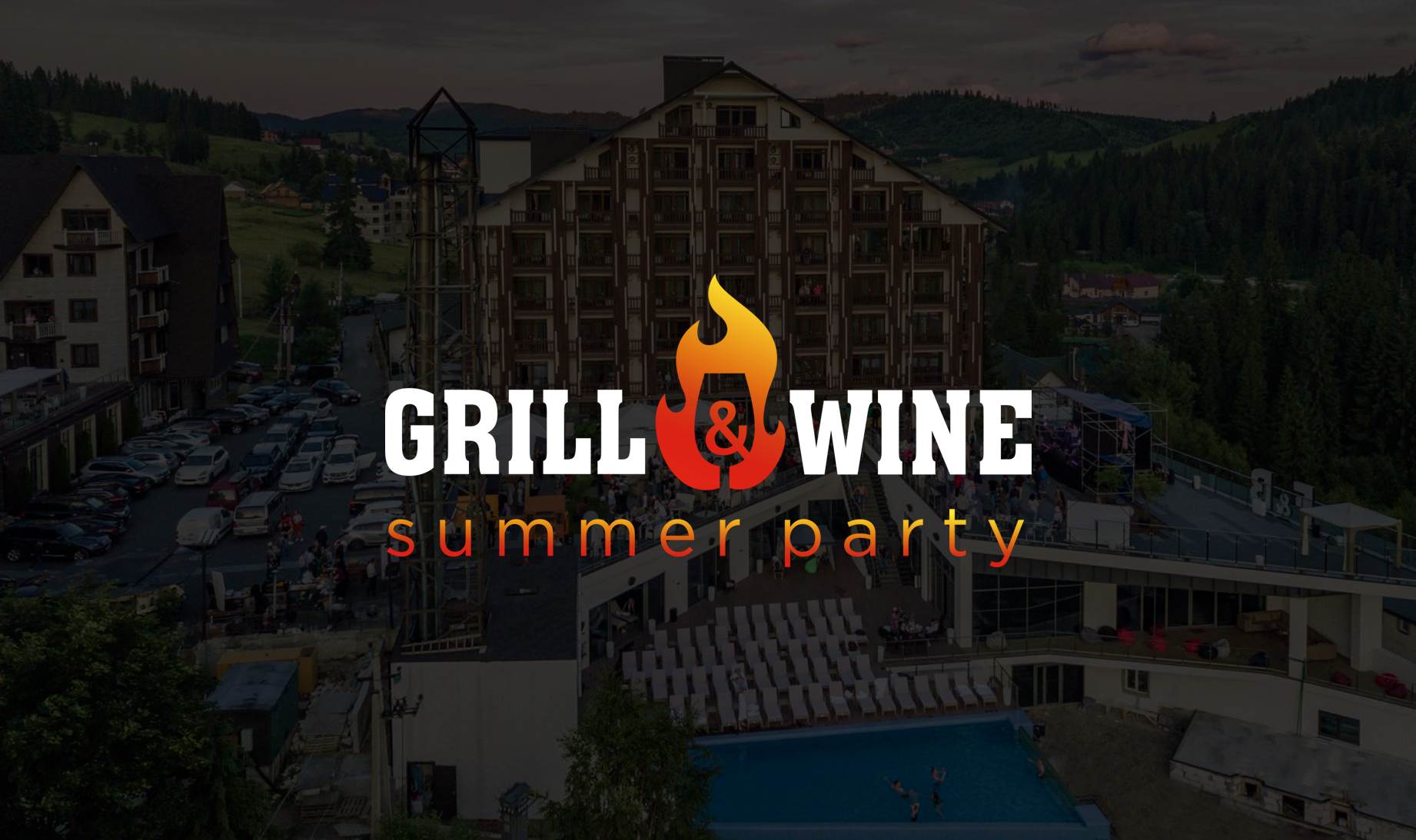 Grill&Wine Summer Party 2021